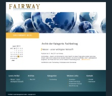 Fairway AM GmbH Blog